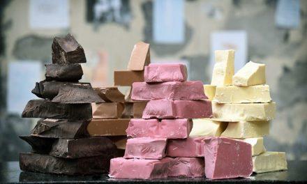 Kóstoltad már az új szenzációt, a rózsaszín csokit? Itt az ideje!