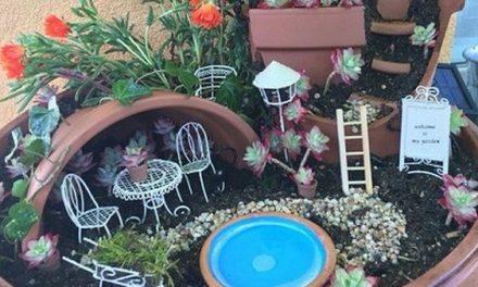 Trükk: így lesz nagyobb a kert