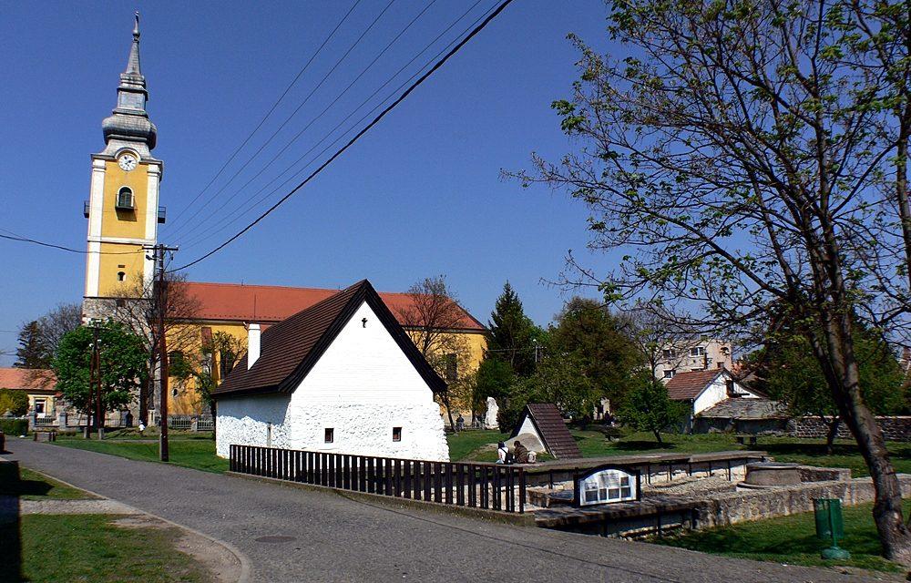 Megújul Pásztó történelmi belvárosa