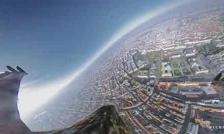 Sasok készítettek 360 fokos videót Bécsről