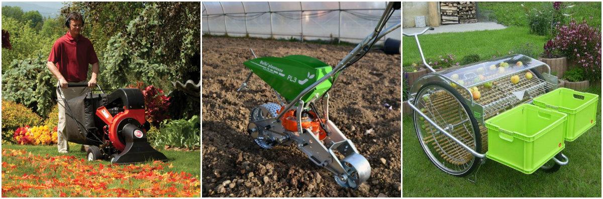 Találmányok, amik megkönnyítik a kerti munkát