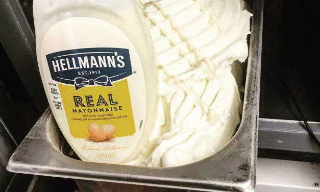 Megjött a majonézes fagyi, de minek