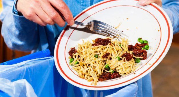 Okostelefonnal az ételpazarlás ellen