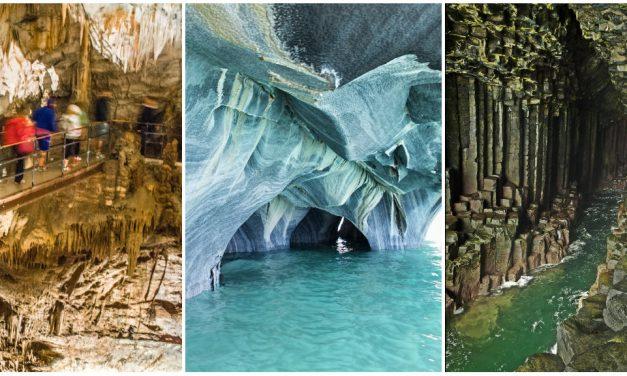 A világ legszebb barlangjaiban hűsölhetünk, vonatozhatunk és csónakázhatunk is