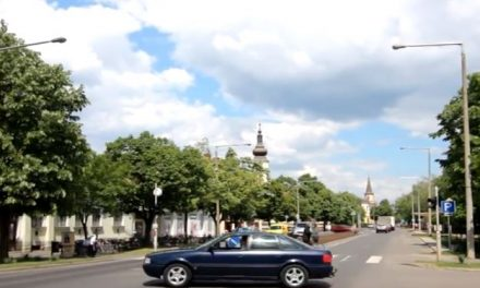 Hétszázmillió forintból zöld város épül Derecskén