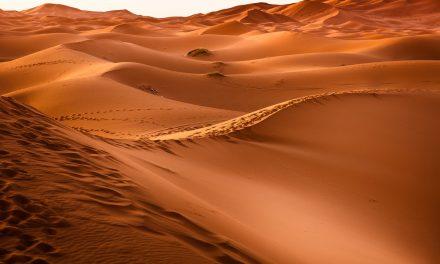 Elfogyhat a Földről a homok