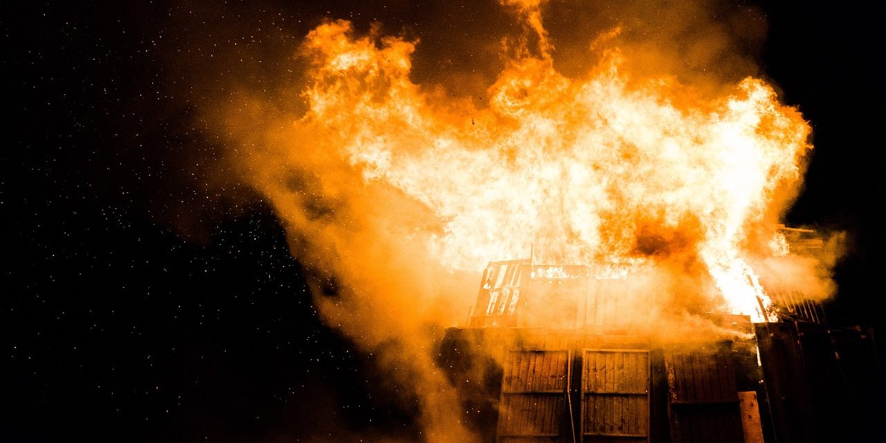 Tízszeresére nőtt a sarkvidéki tüzek száma Oroszországban