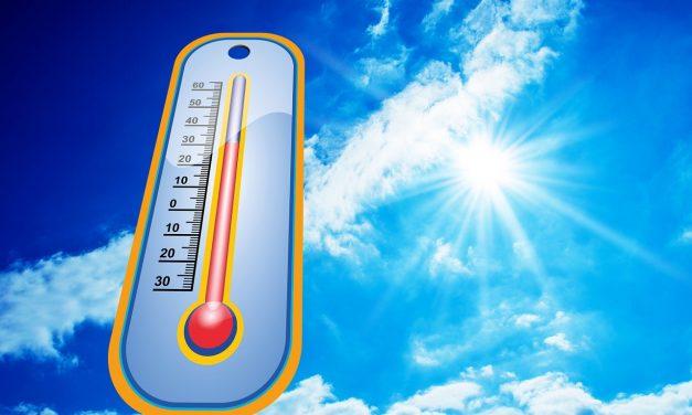 Péntekig ismét hőségriasztás lesz érvényben