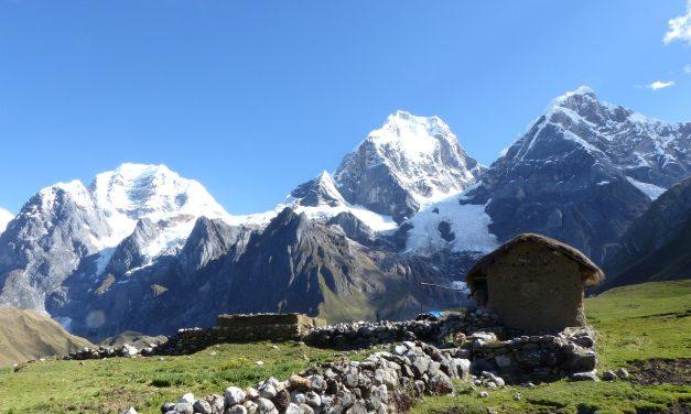 A gleccserek fele elolvadt Peruban