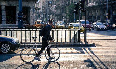 A városi kerékpározást segítő térképet jelentetett meg a BKK