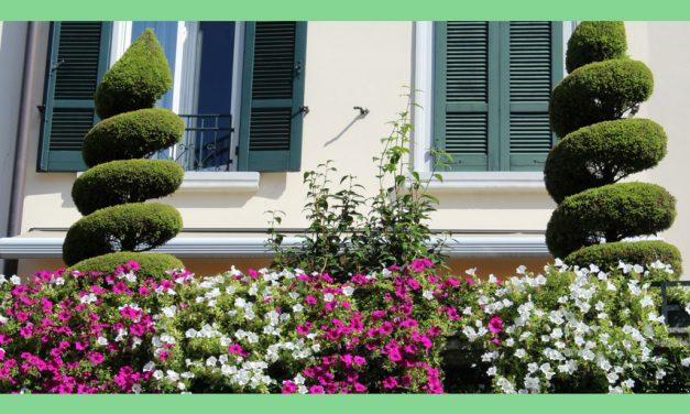 Jól sikerült virágos erkélyek