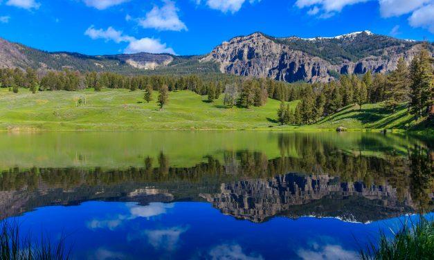 Hulladékmentes vakáció a Yellowstone Nemzeti Parkban