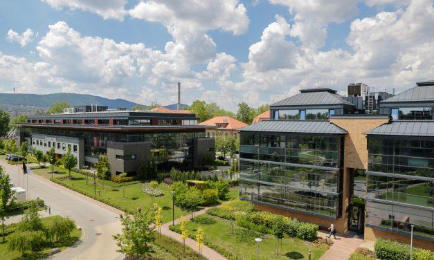 Húszéves a Graphisoft Park, átadták a legújabb épületeket