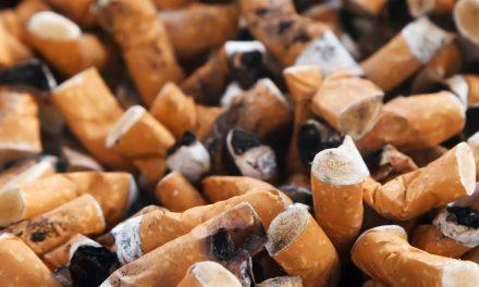A cigarettacsikkek a leggyakoribb óceáni hulladékok közé tartoznak