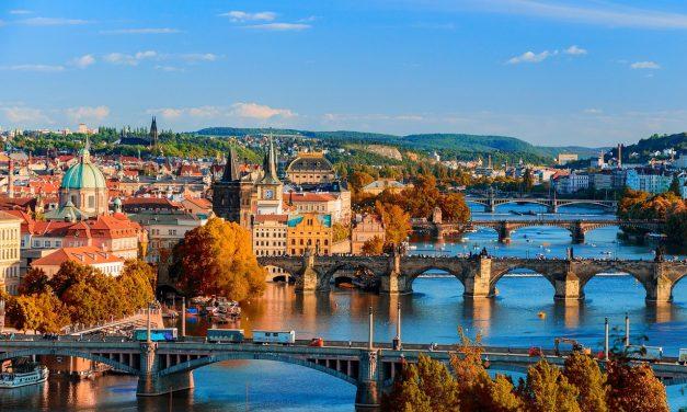 Prágában 1775 óta az idei volt a legmelegebb nyár
