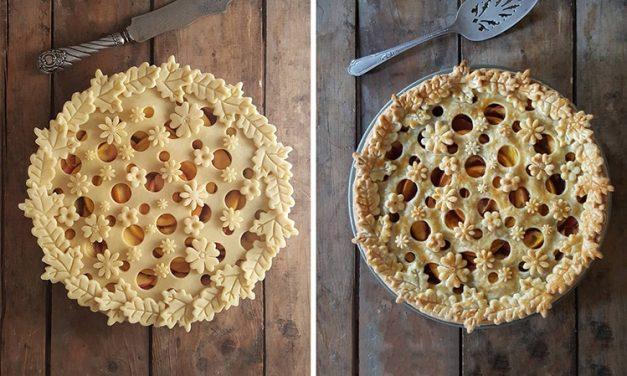 Karin új szintre emelte a pitesütés művészetét