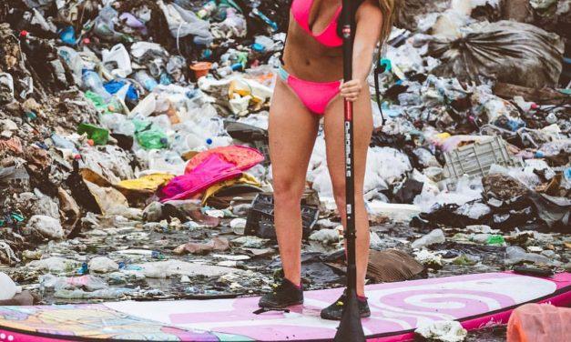 A turistaparadicsom sötét oldala: szörfözés a legendás Szemétszigeten