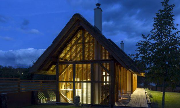 Dörgicsei nyaraló és egy templomrekonstrukció nyerte az Év háza díját