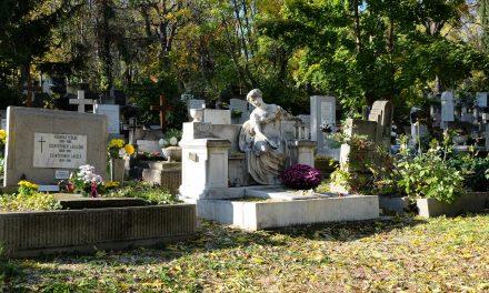 Ezért (is) kell menni a temetőbe!
