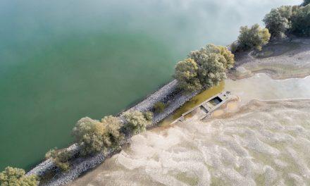 Újabb alacsony vízállási rekordok dőltek meg a Dunán