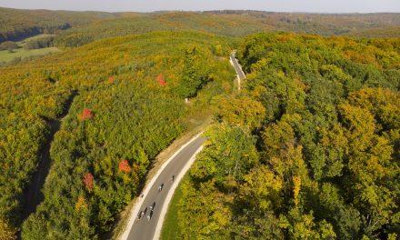 Erdészeti út nyílt meg a kerékpárosok előtt Szentpéterfölde és Pusztamagyaród között