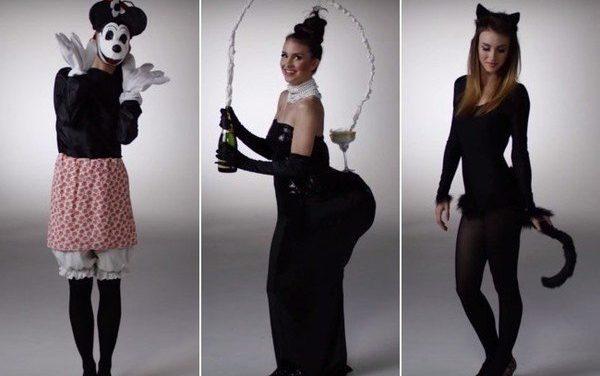 100 év a divatban: halloween jelmezek