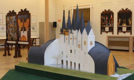 Makovecz Imre-kiállítás nyílik hétfőn Ulánbátorban