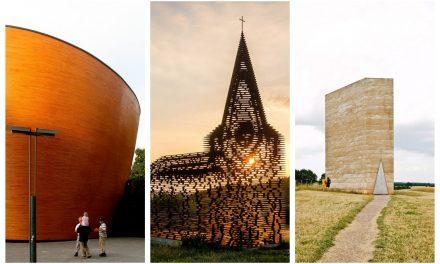 6 különleges, modern templom a világból