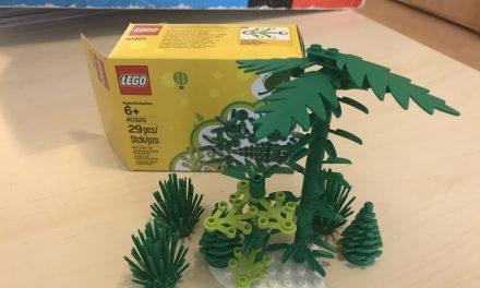 Ilyen lett a cukornádból készült LEGO, amit nem érdemes nyalogatni
