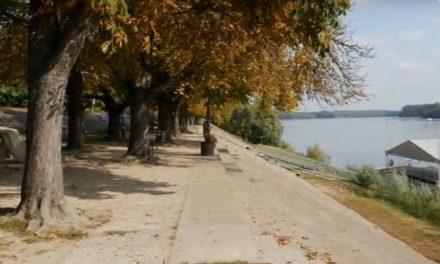 Megújul a több mint százéves Duna-parti sétány Pakson