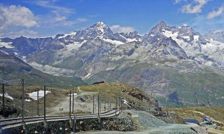Ijesztő mértékben zsugorodnak a svájci gleccserek