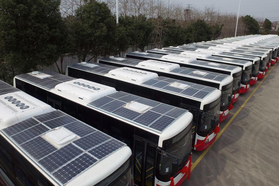 Napelemes járművekkel a klímaváltozás ellen
