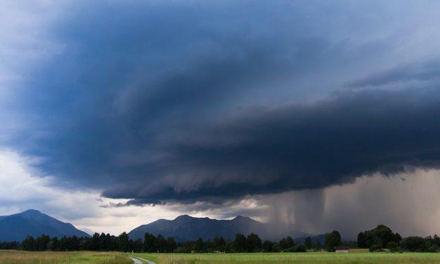Az éves globális csapadékmennyiség fele mindössze 12 nap alatt esik le