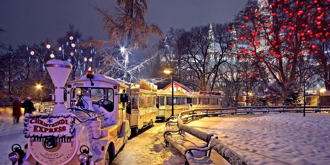 Bécs már karácsonyi lázban ég