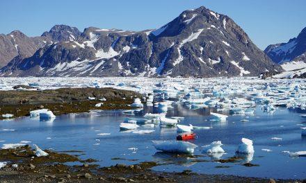 Óriási tempóban olvad a grönlandi jégtakaró