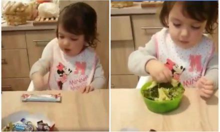 Világsztár lett a magyar kislány, aki nem szereti a csokoládét