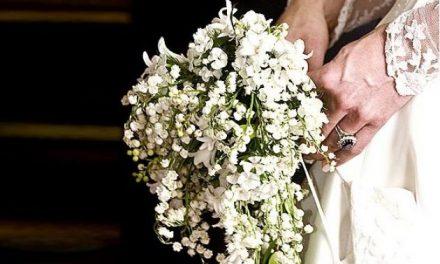 Kate Middleton tikos üzenete virágnyelven