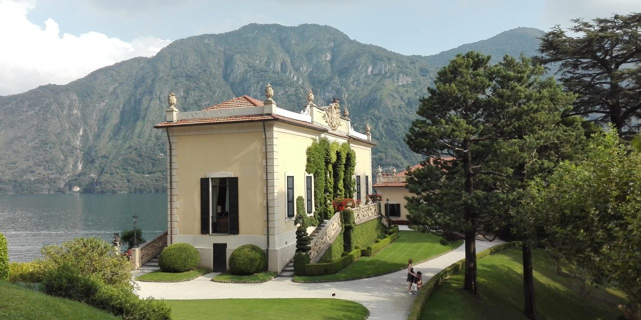Meseország tengerpartján – Villa del Balbianello