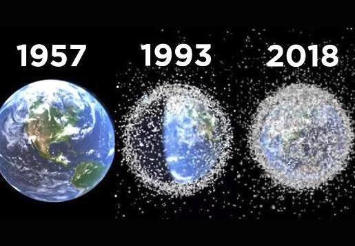 Nemcsak a Földet, de már a világűrt is szemétteleppé változtattuk