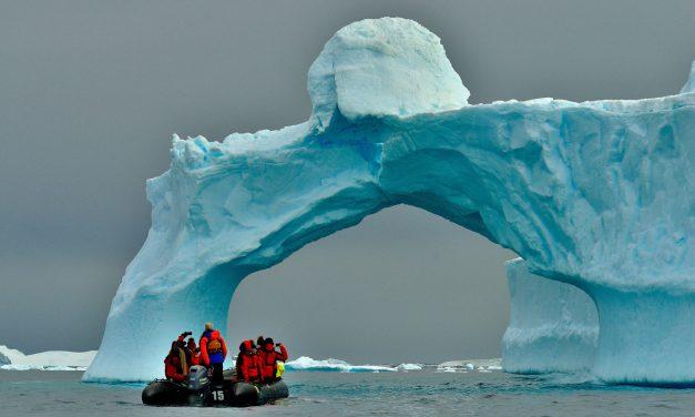 Újabb nyugtalanító hírek érkeztek az Északi-sarkvidékről